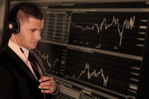 forex trader beim handeln